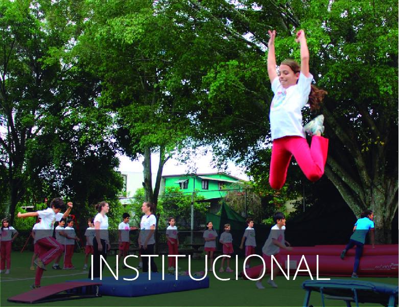Gimnasia Institucional (escuelas, colegios y más)